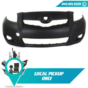 TO1000352 NEW BUMPER COVER FRONT FOR TOYOTA YARIS HATCHBACK 2009-2011