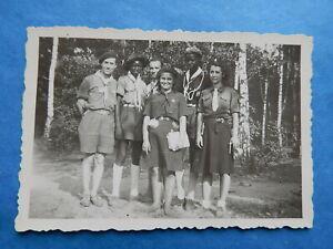 PHOTO SCOUT SCOUTISME JAMBOREE 1947