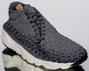 super popular a6114 e419b Image is loading Nike-Air-Footscape-Woven-Chukka-SE-men-lifestyle-