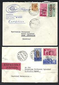 EUROPE-1930-039-s-60-039-s-COLLECTION-OF-20-COMMERCIAL-COVERS-INCLUDES-REGISTRATION