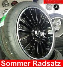 """19"""" KT15 3B AMG C63 Style Alufelgen 225/35 Reifen für Mercedes C Klasse Lim.W203"""