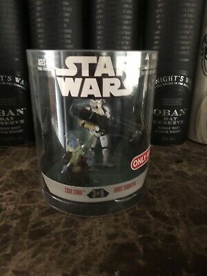 Star Wars Target Exclusive Order 66 Clone Barc Trooper Master Tsui Choi Regimen