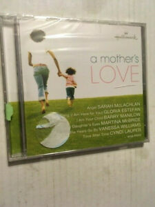 NEW-SEALED-MUSIC-COMPILATION-CD-HALLMARK-A-MOTHER-039-S-LOVE-ESTEFAN-LAUPER