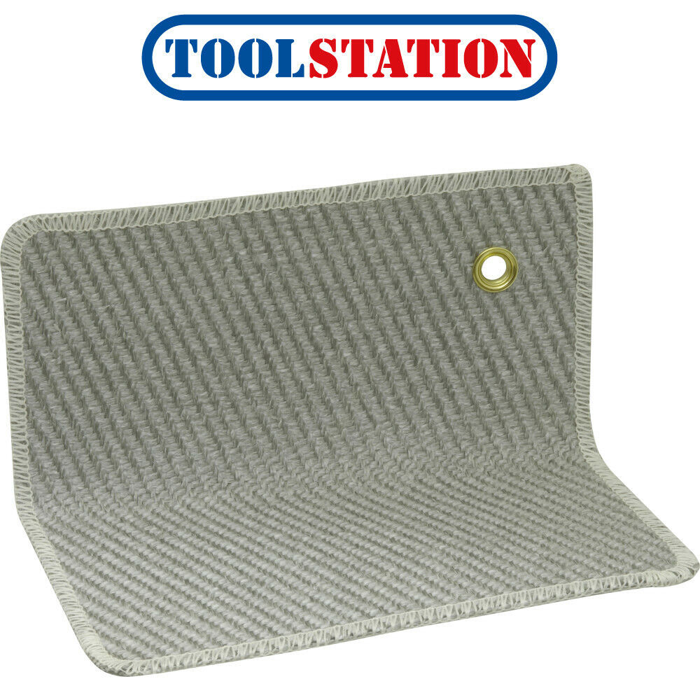 MONUMENT PIPE SOLDERING BRAZING MAT PLUMBERS HEAT PROOF 300MM x 300MM MON2350