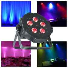 American DJ ADJ Mega Tripar Profile Plus 20w 4in1 RGB UV  LED Par Can Slimline