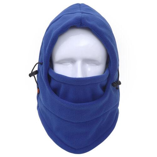 Men Women Neck Warmer Motorcycle Balaclava Face Mask Winter Ski Snowboard Hat