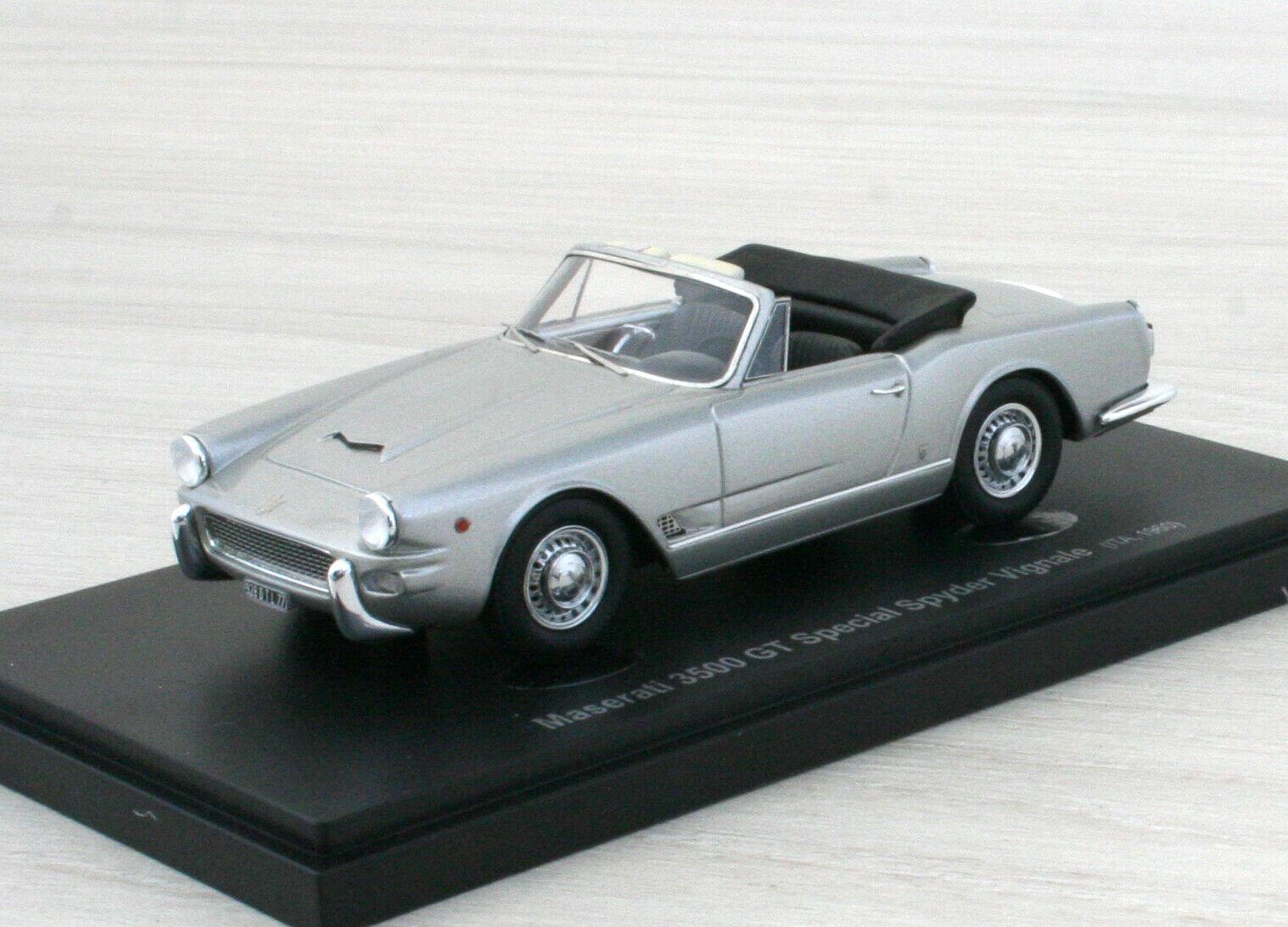 MASERATI 3500 GT Spyder Vignale 1960 - AVENUE 43 AVN60019 - 1 43