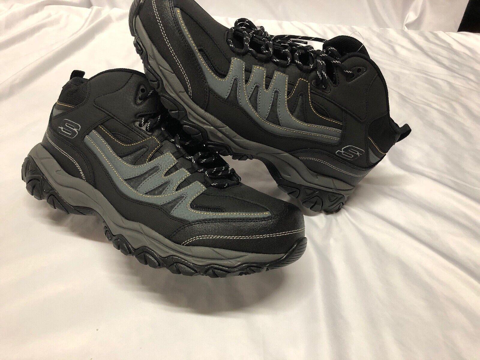 Steel 65533;65533s comfortable männer Größe Skchers Toe, 12