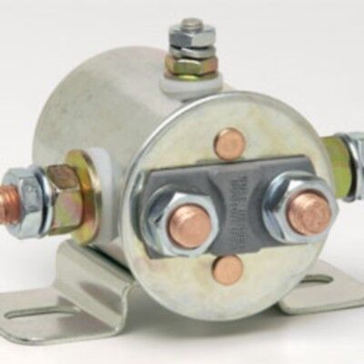 COLE HERSEE 24401-04 SOLENOID SWITCH 12 VOLT INSULATED