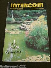 AIRCREW ASSOCIATION - INTERCOM - SPRING 1988