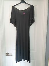 Gorgeous Marks & Spencer hand beaded fine knitted dress. Size 10 £35 bnwt