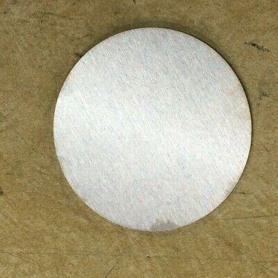 ".250 1//4/"" 304 SS Stainless Steel Disc x 6.5/"" Diameter"