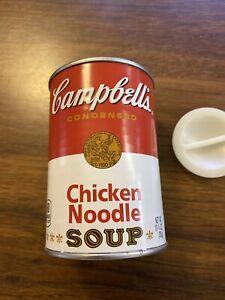 Campbells Chicken Noodle Soup.+Free Smell Proof Bag Safe STASH Secret Hidden Storage