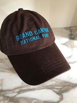 Grand Canyon National Park Brown Blue Print Baseball Hat Cap Strapback | eBay