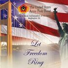 Let Freedom Ring by US Army Field Band CD 754422607520