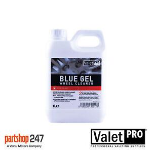 1L ValetPro Alloy Wheel Cleaner Solution Acid Free Wheel Cleaner Safe Rims
