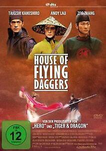 House-of-Flying-Daggers-DVD-Zustand-gut