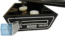 1970-72 Oldsmobile Cutlass / 442 Inside Hood Latch Release Handle / Cable