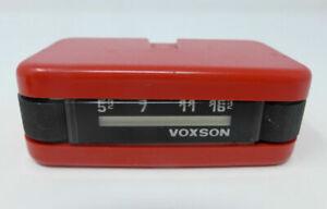 Voxson-autoradio-tanga-tuner-1970-auto-d-039-epoca-Fiat-500-Dyane-6-Mini-Minor