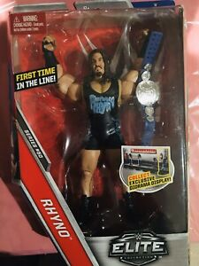 WWE-ELITE-COLLECTION-SERIES-50-RHYNO-6-034-FIGURE-WRESTLING-NEW-Free-Exp-Post