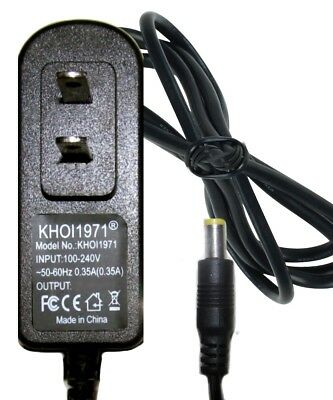 4-FT AC Adapter Charger For Marantz PMD430 digital voice recorder Power Supply