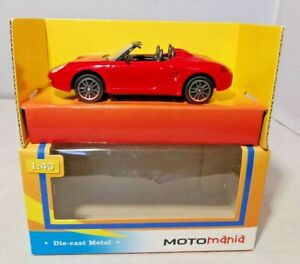 Motomania-1-43-Diecast-Porsche-Boxster-Nuevo