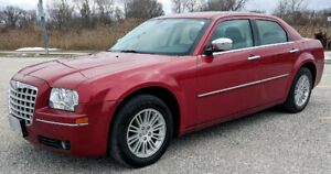 2010 Chrysler 300 Touring - Only  61,500 km's & Saftied !!