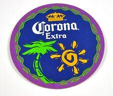 Corona Extra Cerveza Bier Posavasos de cerveza Base EE.UU. Coaster Palmera Sol