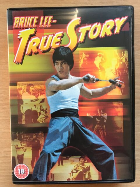 brBruce Li, Wang Chia Ta BRUCE LEE TRUE STORY ~ Old School Kung Fu Film | UK DVD