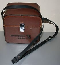 Nikkorex Zoom 35 Hard Camera Case With Strap