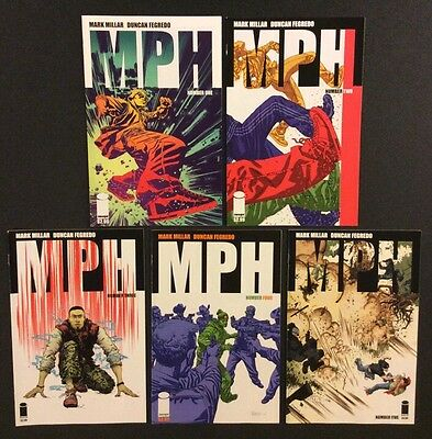 MPH #5 A Cover Image NM Comics Book