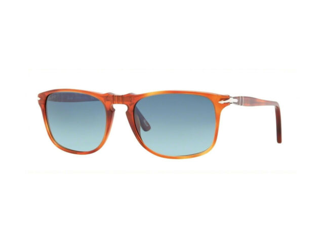 Gafas de sol Persol gafas de sol PO3059S Polarizados 96/S3 terra Azul sfumato