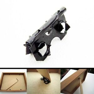 50pcs Fix Picture Photo Frame Back Board Support Leg Barbed Hinge