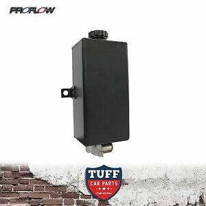 Proflow-Black-Windscreen-Washer-Tank-Reservoir-with-12-Volt-Motor-Vertical-New