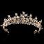 Luxury-Rhinestone-Crystal-Pearl-Flower-Tiara-Crown-Bridal-Headband-Hair-Band thumbnail 60