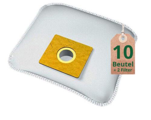 sehr gute Alternative zu Menalux 1900 10 Stück Staubsaugerbeutel Filtertüten