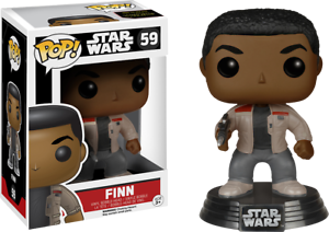 Vinyl Vinyl--Star Wars Pop Finn Episode VII The Force Awakens Pop