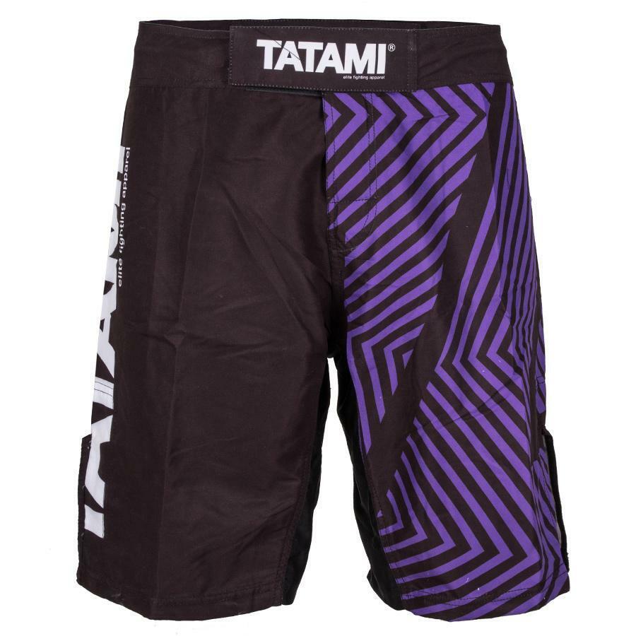 Tatami IBJJF Rank Shorts Purple Jiu Jitsu No Gi Competition Training Fight