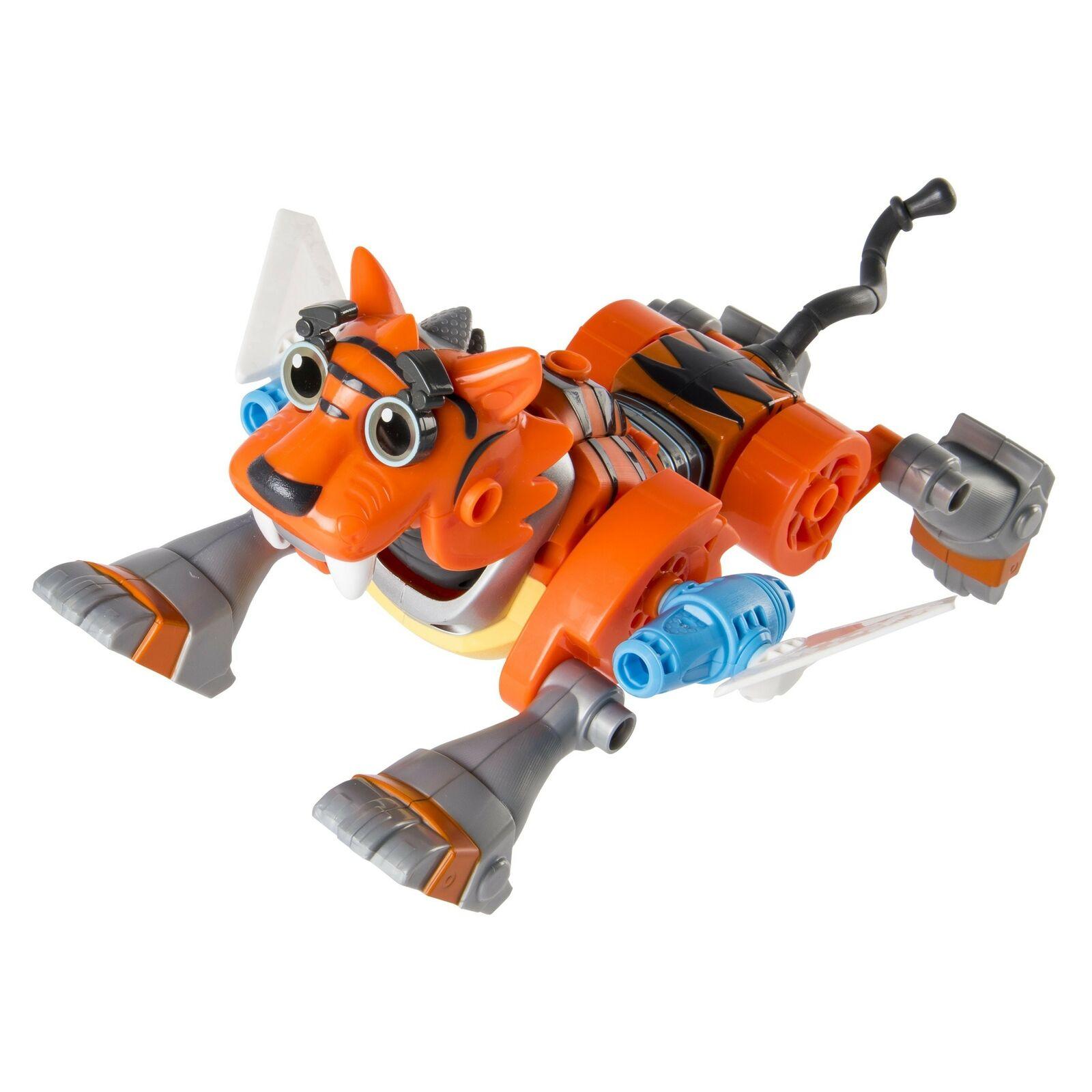Nickelodeon Rusty Rivets Build Me Rivet System Elephantbot Figure