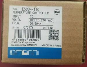1pcs New OMRON Thermostat E5GN-R1TC