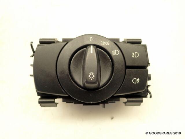 Headlight Switch-6932798-Ref.573-09 BMW 123d E82 2.0 d coupe