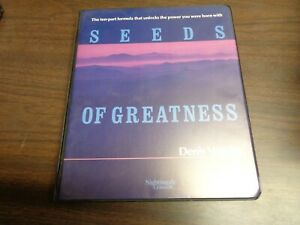 Seeds-Of-Greatness-Denis-Waitley-6-Audio-Cassette-Tapes-The-Ten-Part-Formula