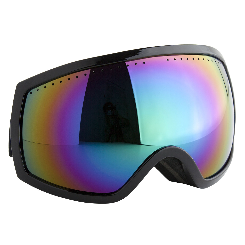 Ski Goggles Anti-fog Double lens Snow Goggles TPU Frame Snowboard Goggles