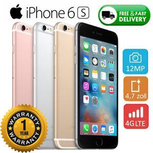 Apple-iPhone-6S-16GB-32GB-64GB-128GB-Spacegrau-Silber-Gold-Rosegold-WIE-NEU-DE