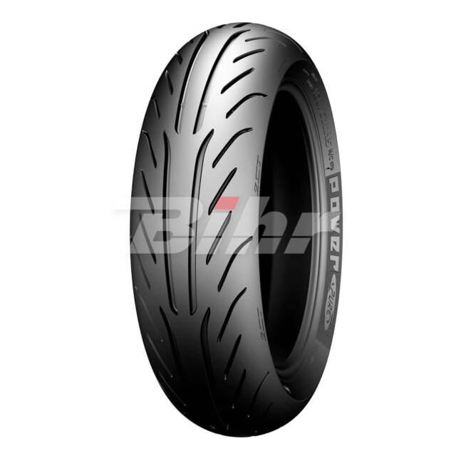 82591: MICHELIN Neumático 140/70 - 12 M/C 60P POWER PURE SC REAR TL-458242