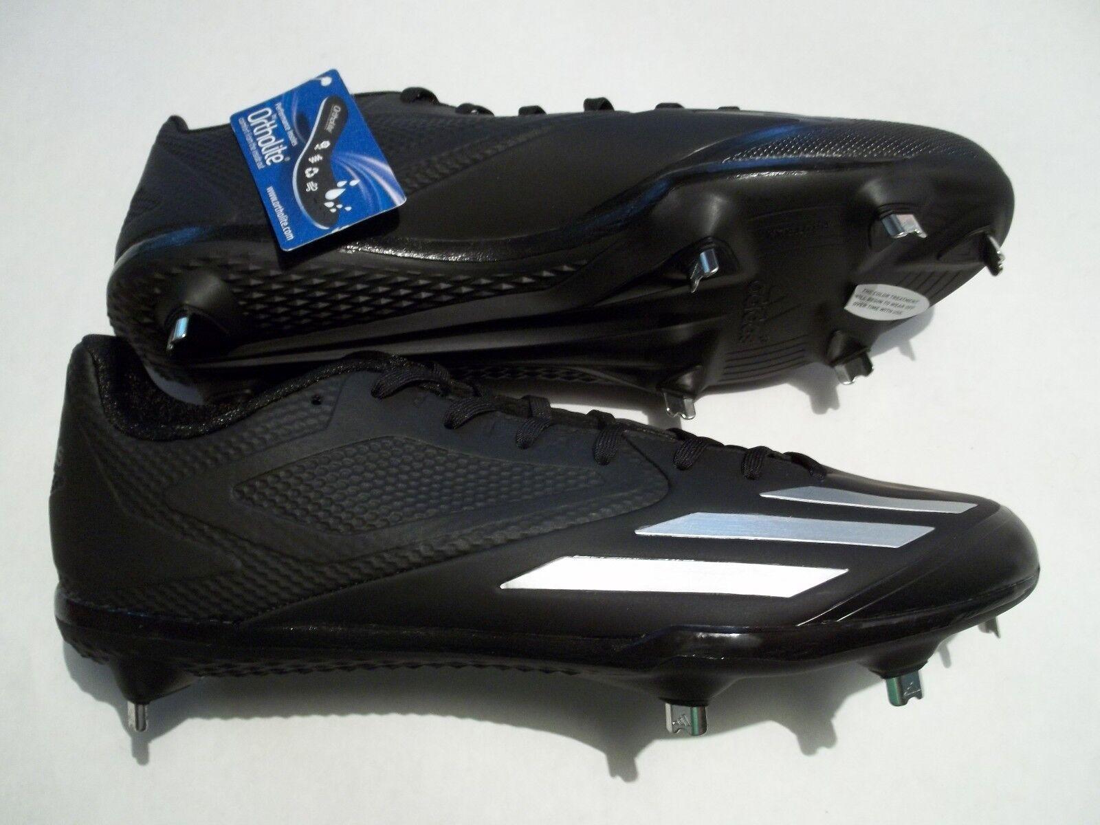 97e209c5f New Adidas Adizero Afterburner 3 Men s Size 13 Metal Baseball Cleats Q16563