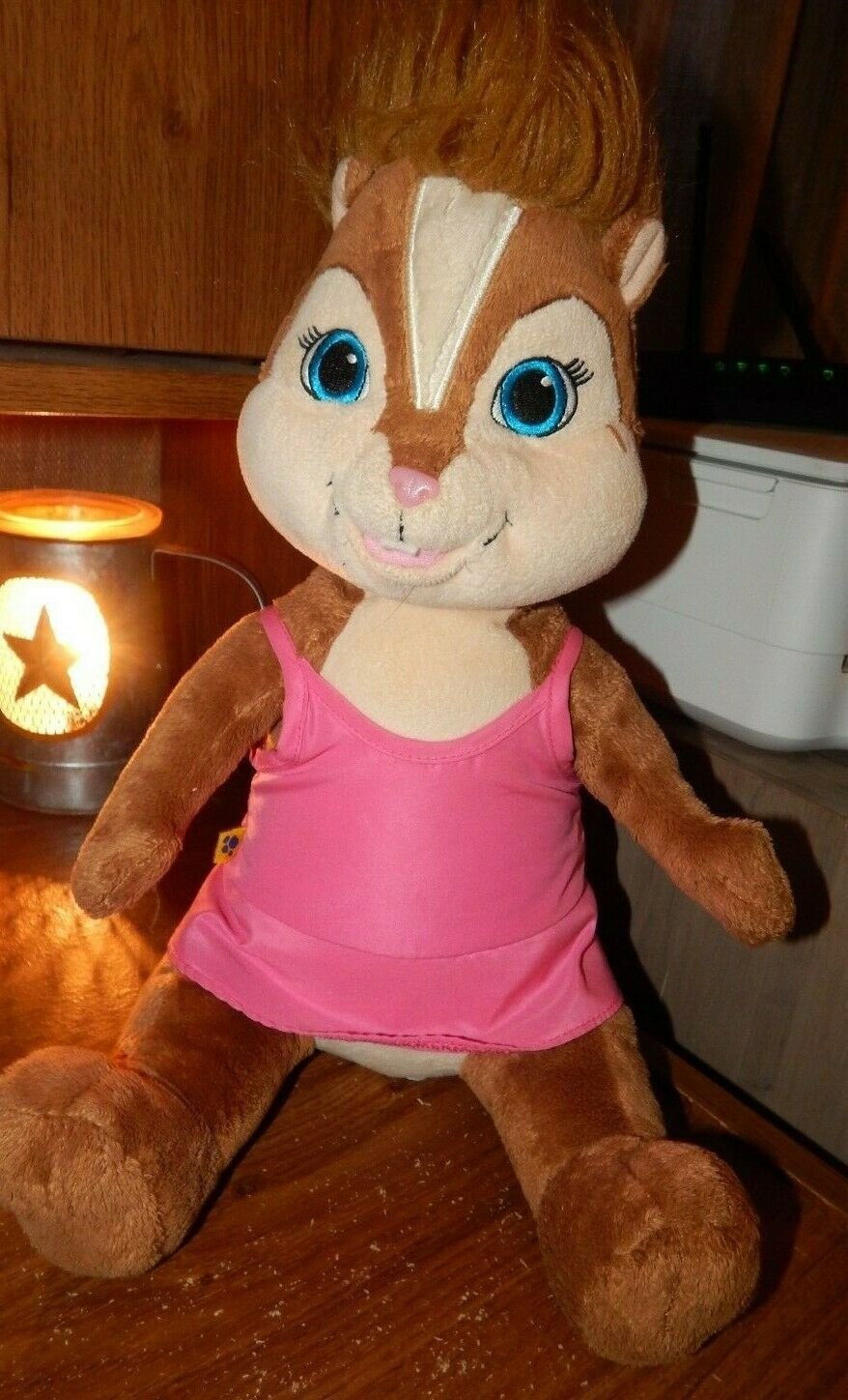 Build A Bear Brittany Plush From Alvin And The Chipmunks Stuffed Animal toy 14
