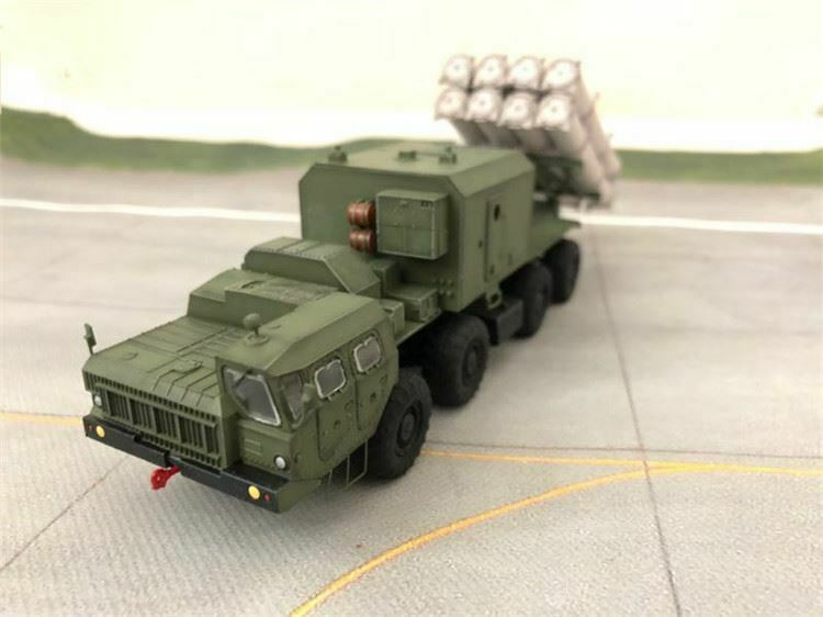 ModelCollect AS72130 1 72 Russian Bal-E mobile coastal defense missile luncher