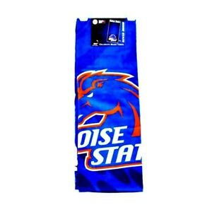 Officially Licensed NCAA Boise State Broncos Emblem Beach Towel