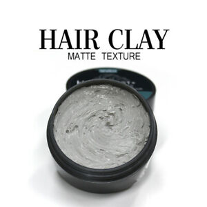 Sevich-Men-039-s-Hair-Styling-Wax-Clay-80g-Retro-High-Hold-Styling-Pomade-Waxing